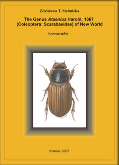The genus Ataenius Harold, 1867 (Coleoptera: Scarabaeidae) of New World. Iconography